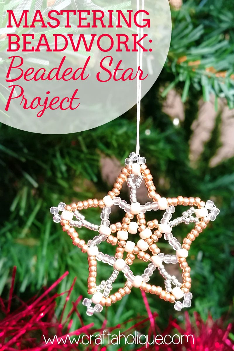 Mastering-Beadwork---Beaded-Star-Project