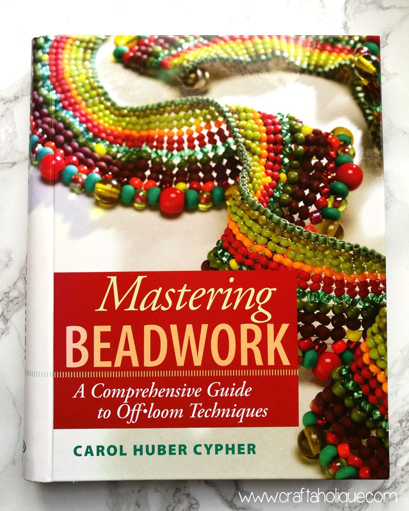 Beaded Star Project - from Mastering Beadwork by Carol Huber ...
