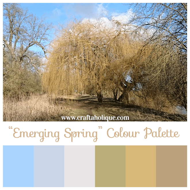 Emerging Spring Colour Palette