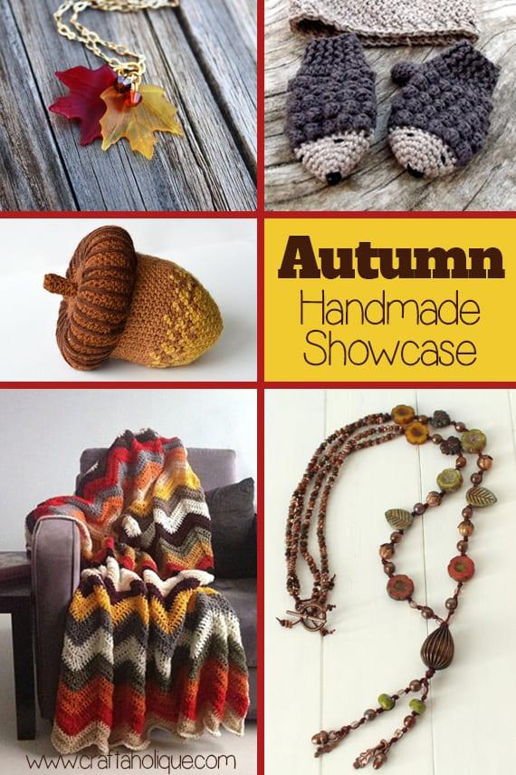 Autumn Handmade Showcase