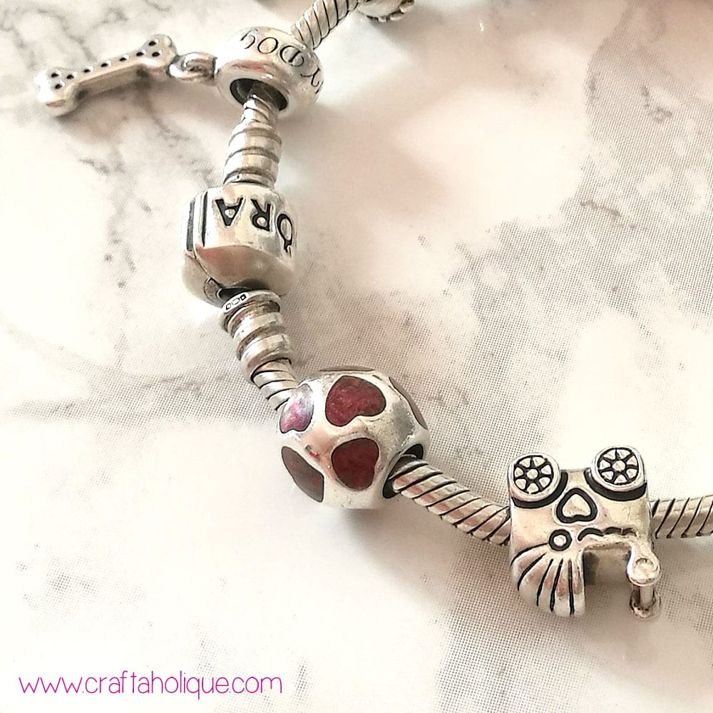 How To Remove Tarnish From Silver Jewellery My Pandora Bracelet Fix