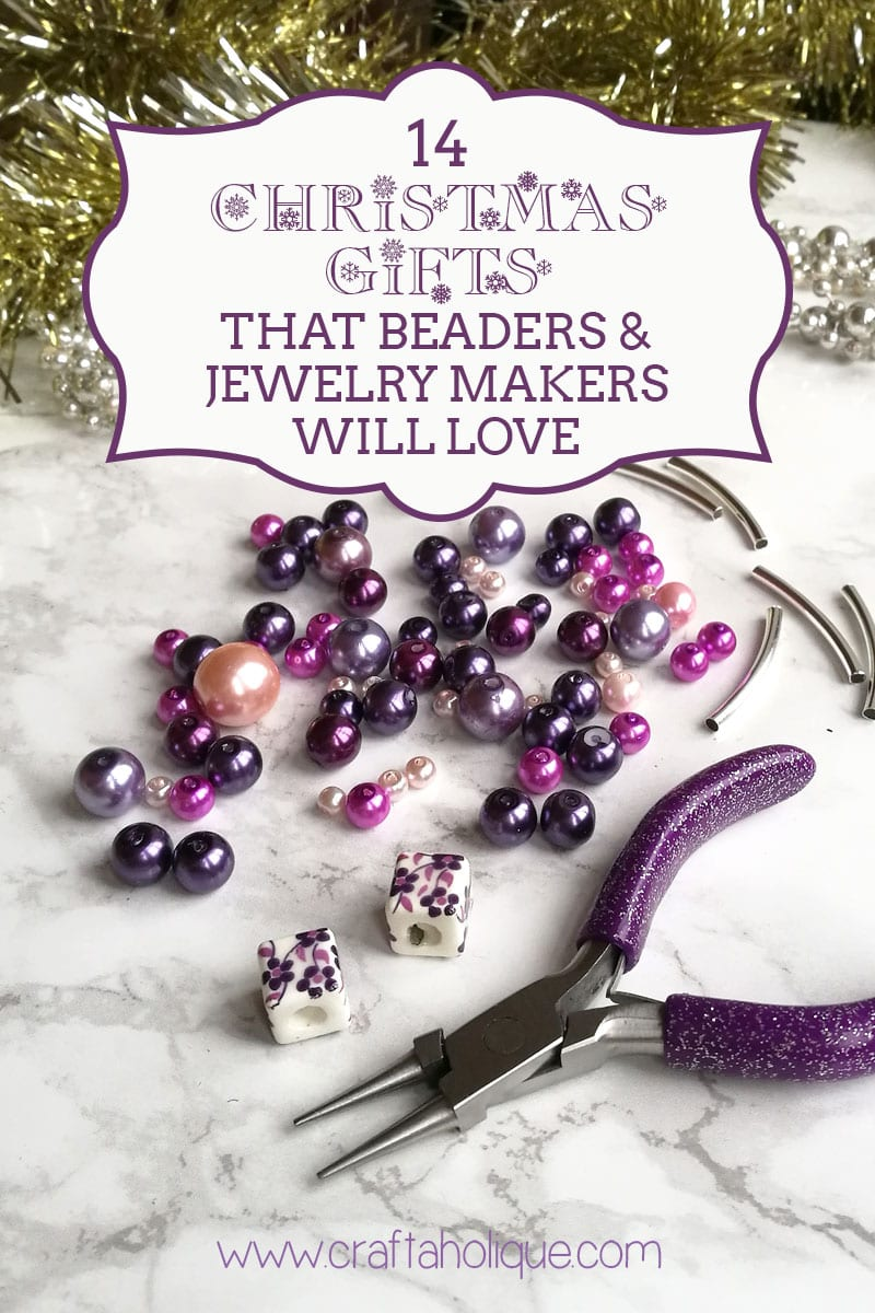 14 Christmas Gifts Beaders & Jewellery Makers Will Love