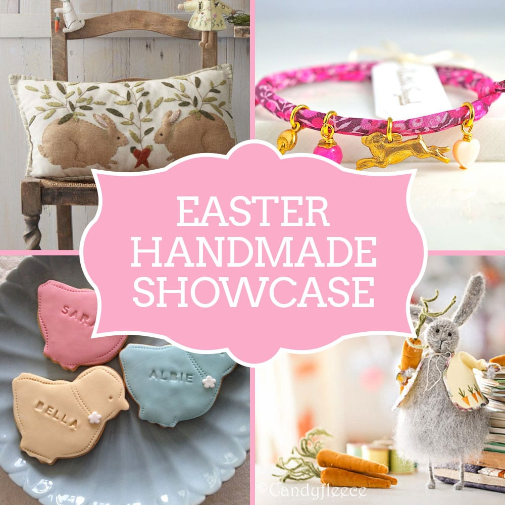 Handmade Easter Gifts from Etsy - Easter Home Decor, Easter Accessories and Easter Jewellery