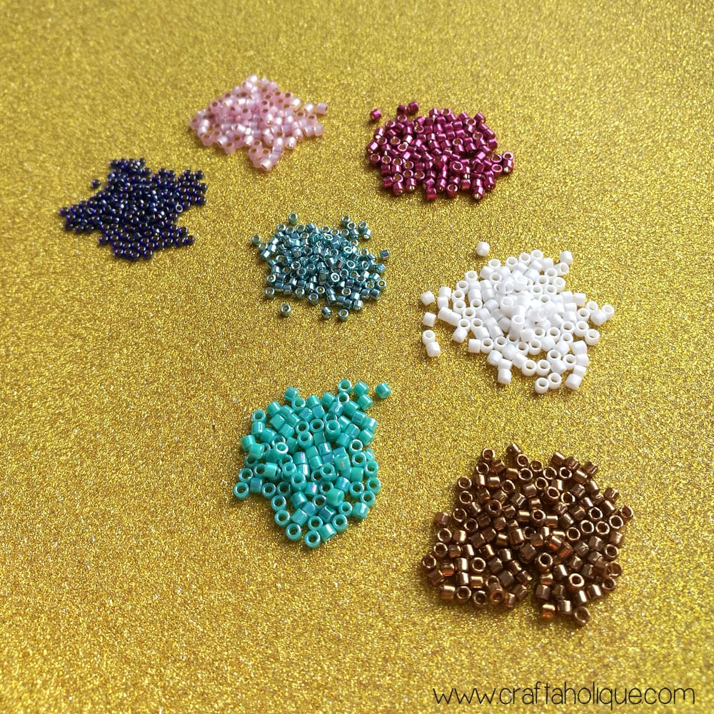 Where to buy Miyuki Seed Beads and Delicas Online - Best Miyuki Stockists