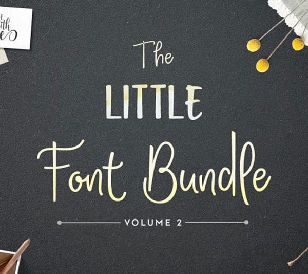 Where to Find Gorgeous Fonts for Craft Projects & More