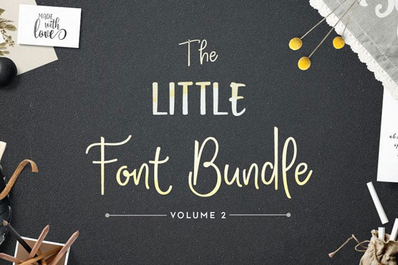 Where to find beautiful fonts for your craft projects, blog posts and more
