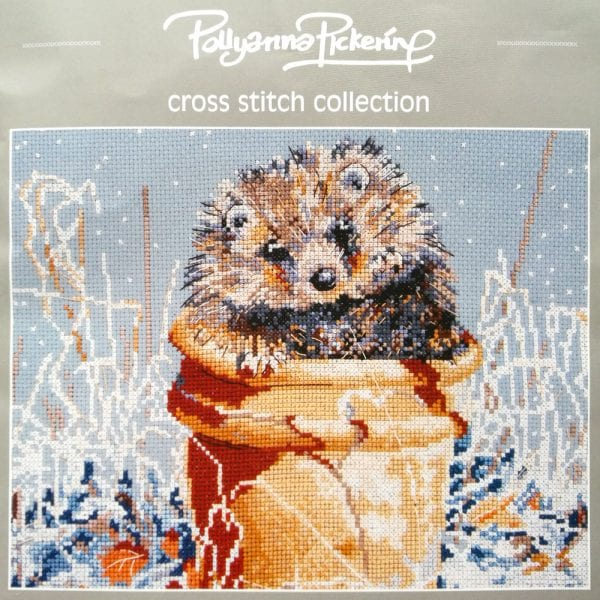 Pollyanna Pickering Prickly Pot Cross Stitch Kit Review