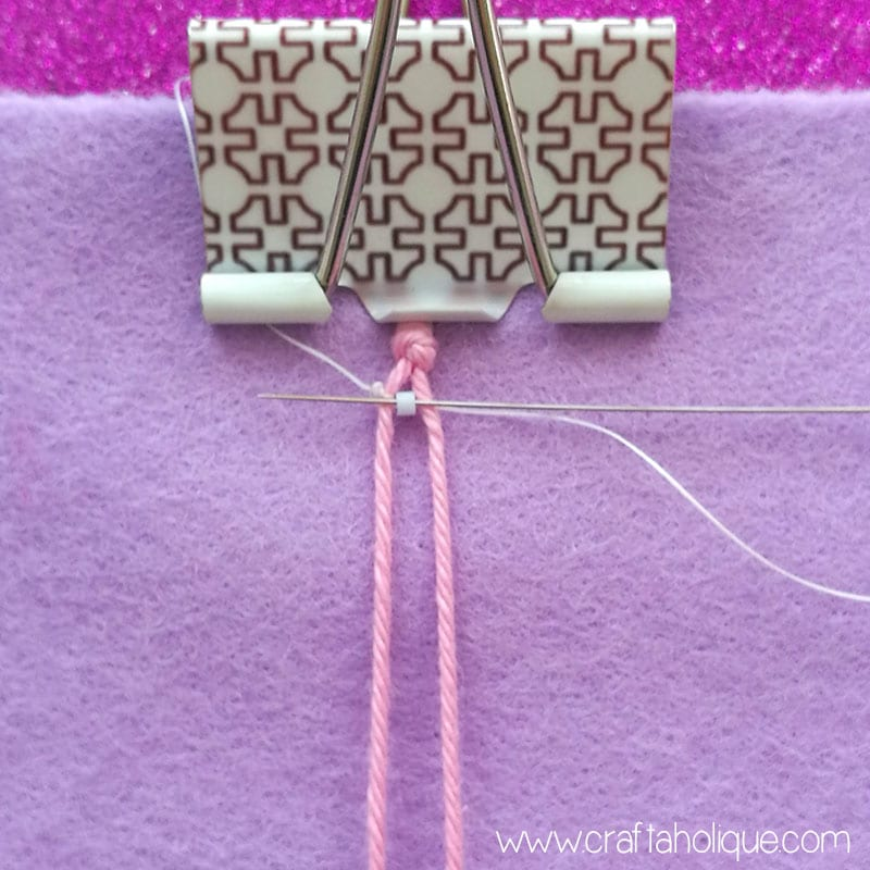 How to make chevron earrings - beading tutorial from Craftaholique