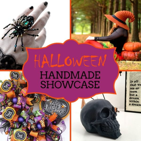 Halloween Inspired Handmade Showcase