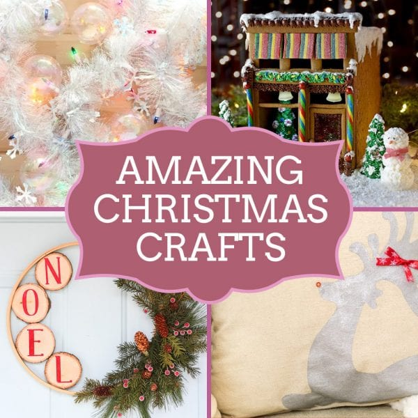 Blog Love: Christmas / Winter Crafts Edition