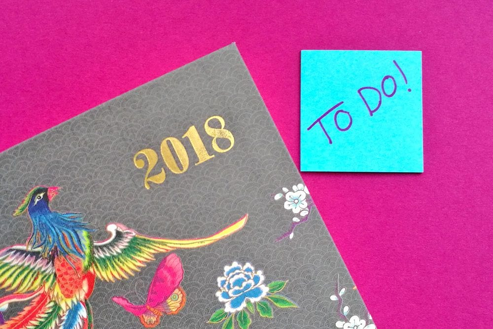 4 (Crafty and Non-Crafty) Skills I Want to Improve on in 2018
