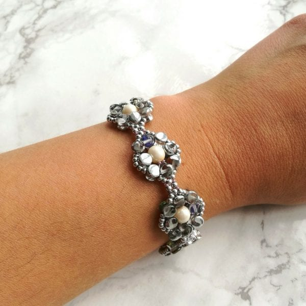 Silver Pretty Pellet Bracelet Kit Review