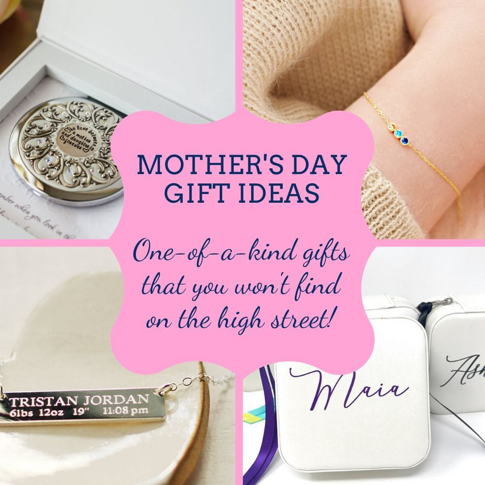 Mother's Day gift ideas that you won't find on the high street.